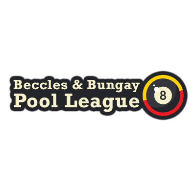 Beccles and Bungay Pool League logo